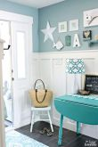 Refreshing home design with a coastal living theme and beach house style perfect inspirations for summer home updates Image 46