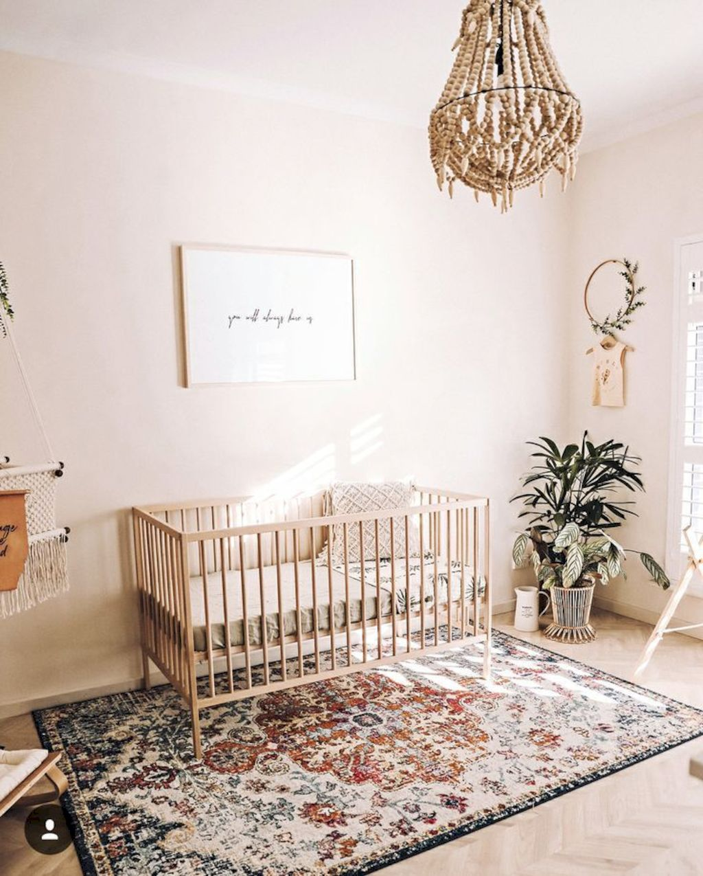 Warm and lovely kids bedroom decoration using a soft color combination showing a neutral scheme that looks beautiful and adorable Image 33
