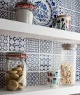 Beautiful kitchen backsplash designs giving special accents in the house Image 4