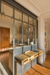 Limitless interior schemes with clever glass partition enlarging wide interior vibes Image 27