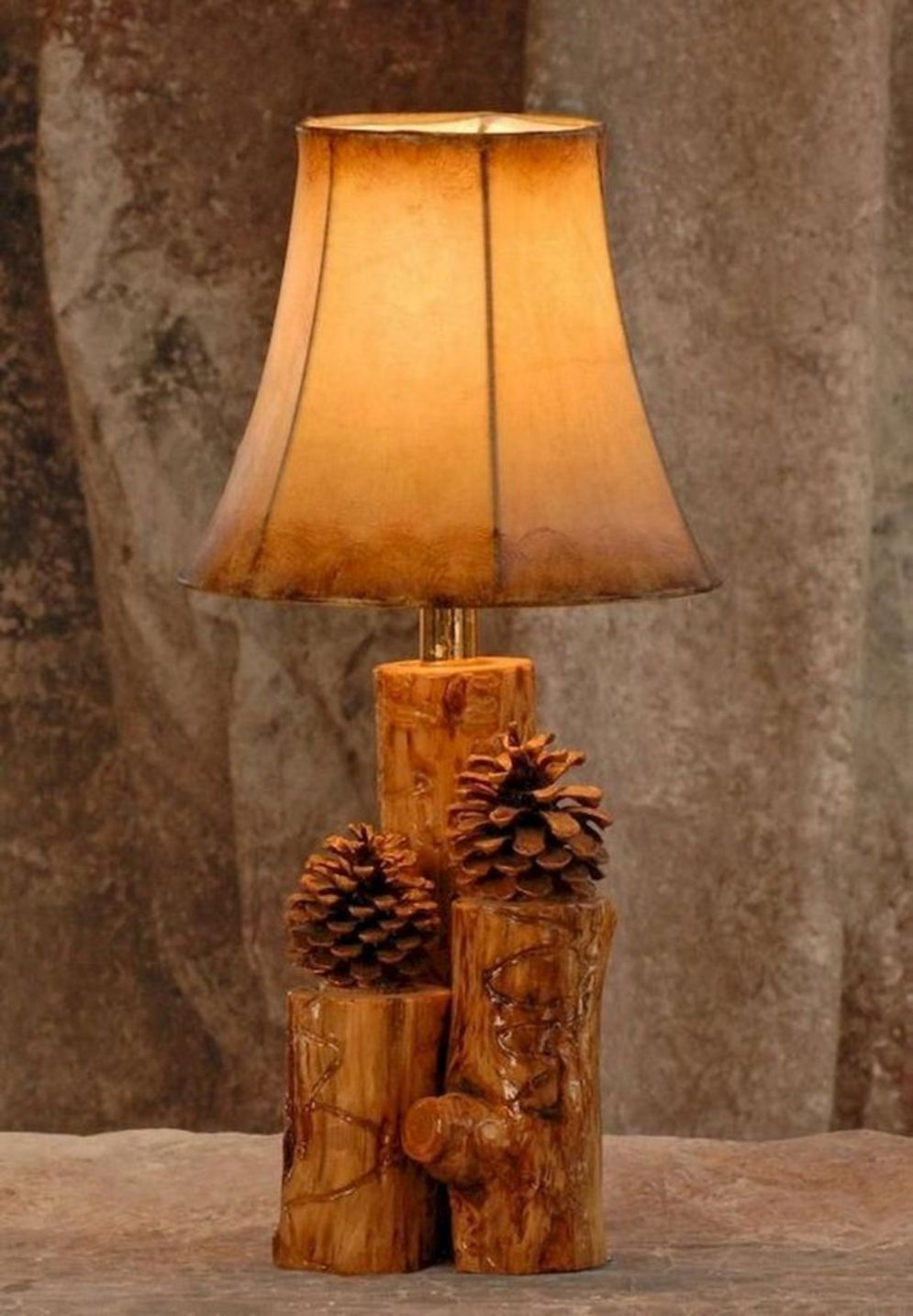 Stunning natural material for Driftwood lamp decoration creating an incredible ambiance Image 24