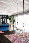 Beautiful Bohemian living style displaying artsy rug designs with exotic pattern Image 27