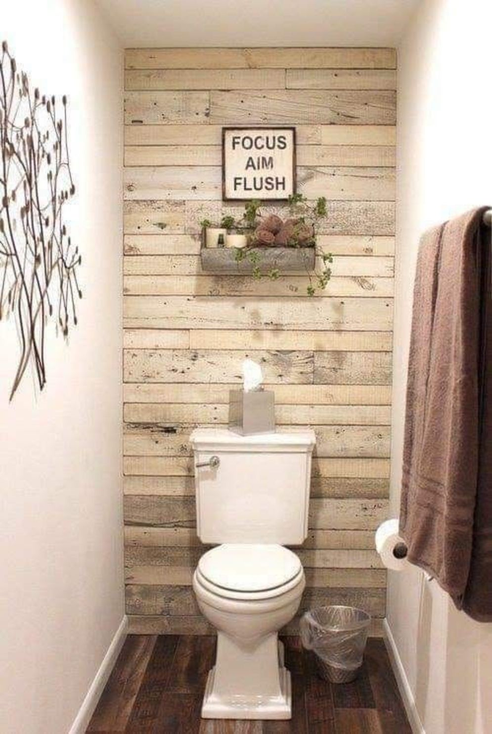 Timeless bathroom designs with wood accents enhancing more natural vibes Image 24