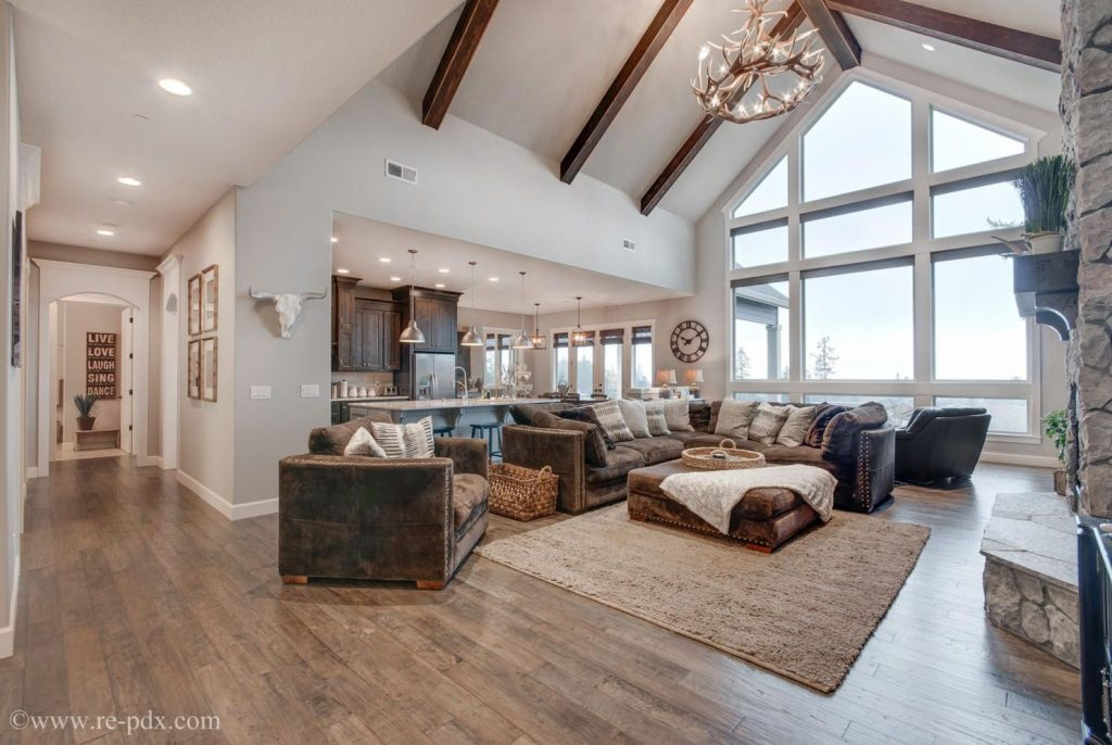 Best vaulted ceiling designs the will give your home airier vibes and incredible beauty Image 6