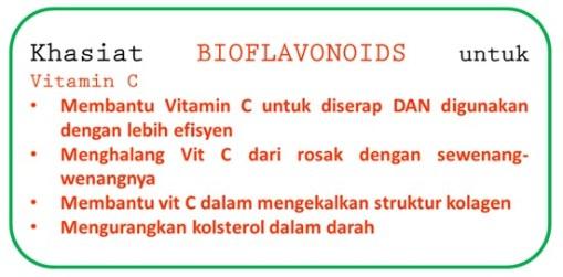 bioflavanoid vitamin p