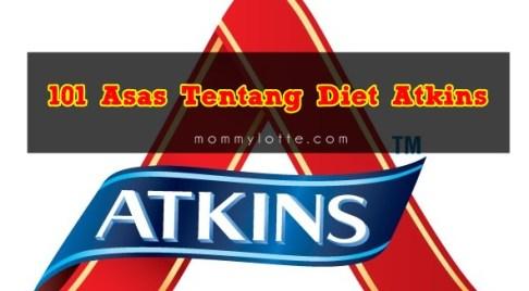 101 Asas Tentang Diet Atkins
