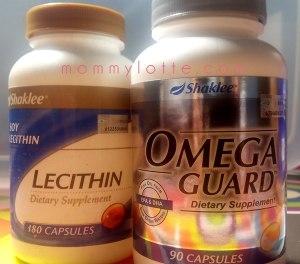 bakar lemak omega lecithin