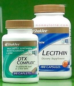 dtx complex dan lecithin