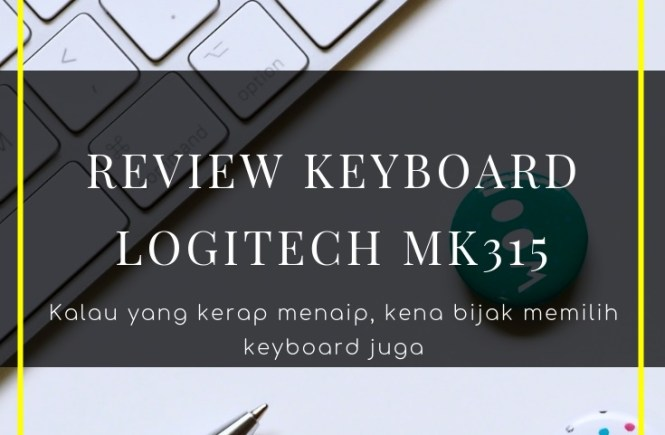 keyboard, review, logitech, mk315