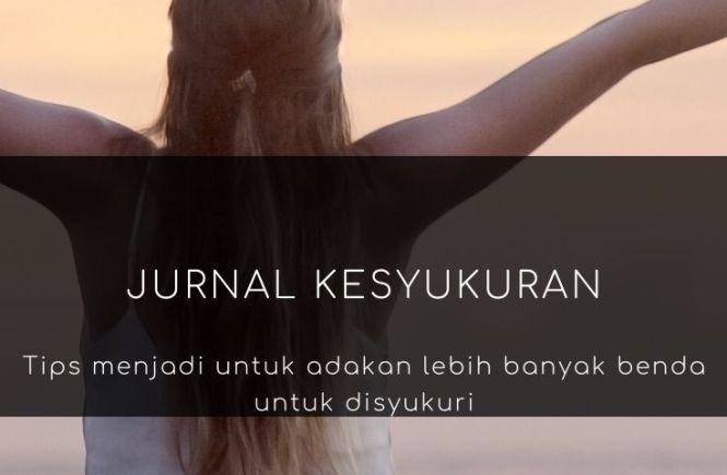 jurnal kesyukuran