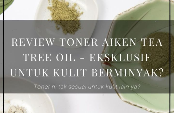 aiken toner tea tree oil