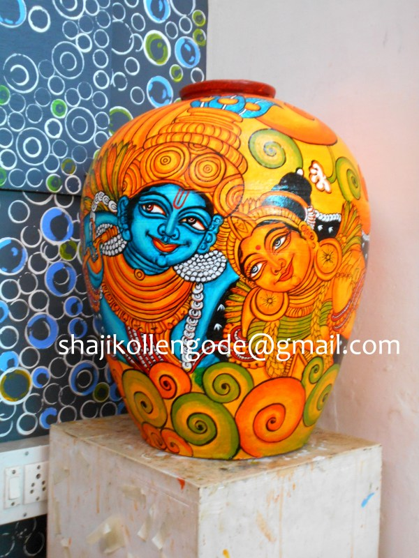 Kerala Mural Painting Designs