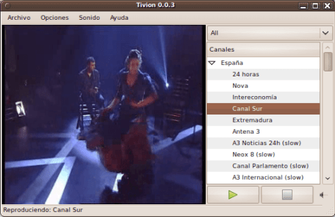 Tivion 0.0.3-opiron
