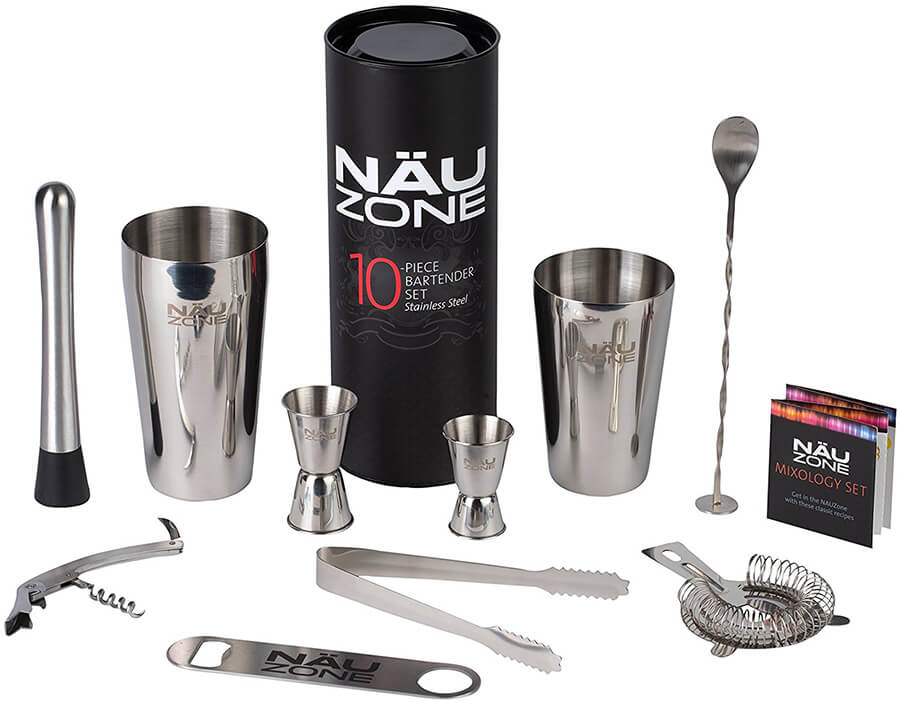 NAU Zone Cocktail Kit