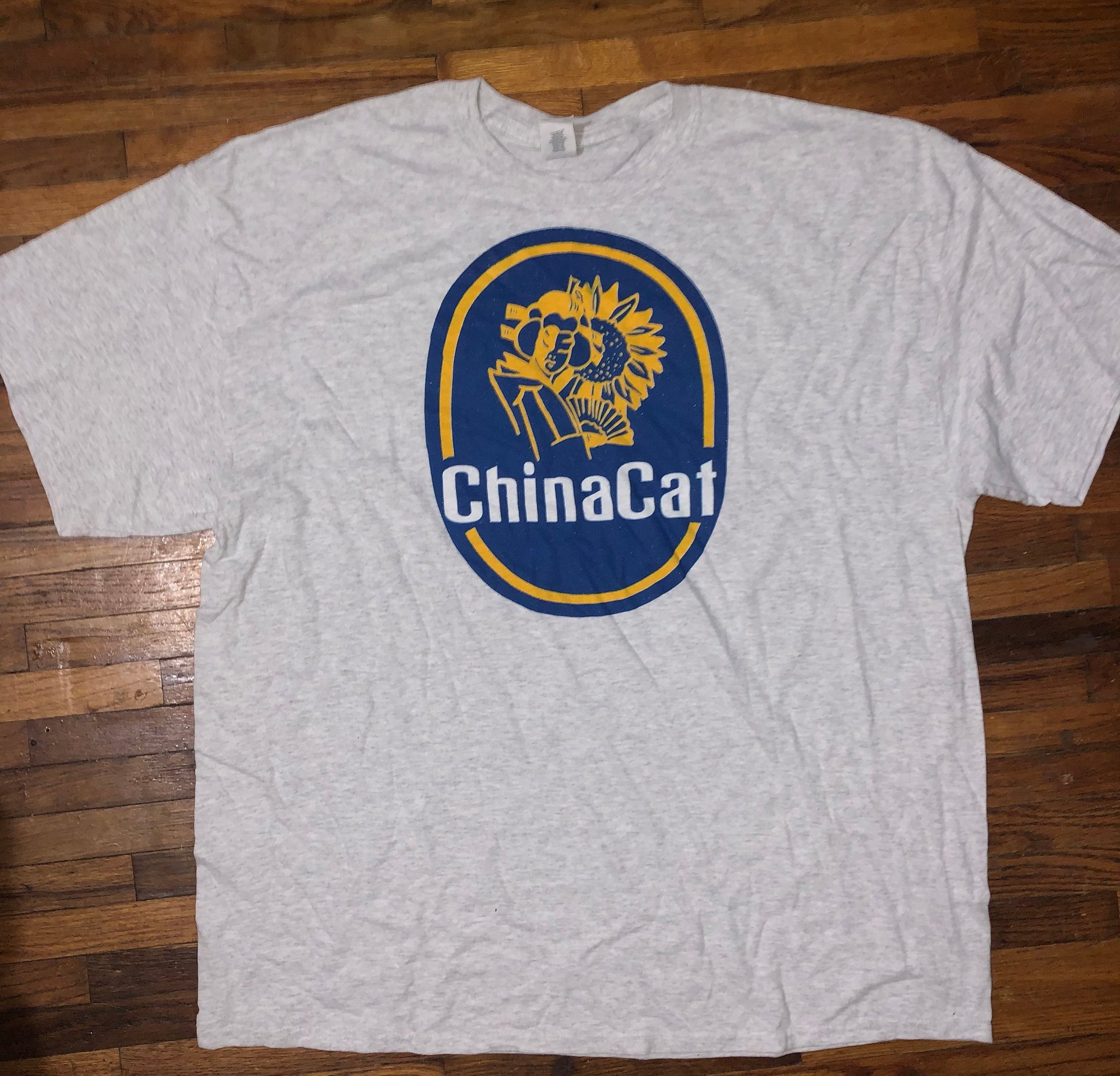e1034320 China Cat Sunflower - Grateful Dead Inspired shirt - Shakedown Designs