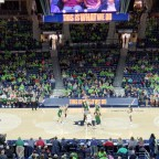 ND Women's Basketball: Arike and DEFENSE