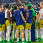 ND Football: Championship Through Team Chemistry
