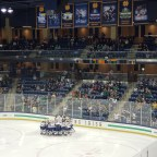 ND Hockey: A Time To Honor The Seniors
