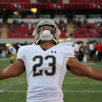 ND Football: Irish Outlast The Cardinals In a Horse Race
