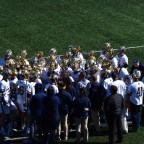 ND Men's Lacrosse:  Men Fall To The Pioneers In A Heart Breaker