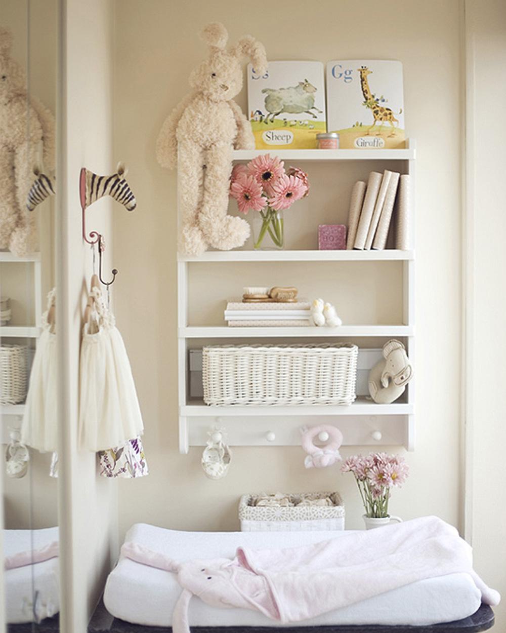 Une jolie chambre de bb beige  Shake My Blog