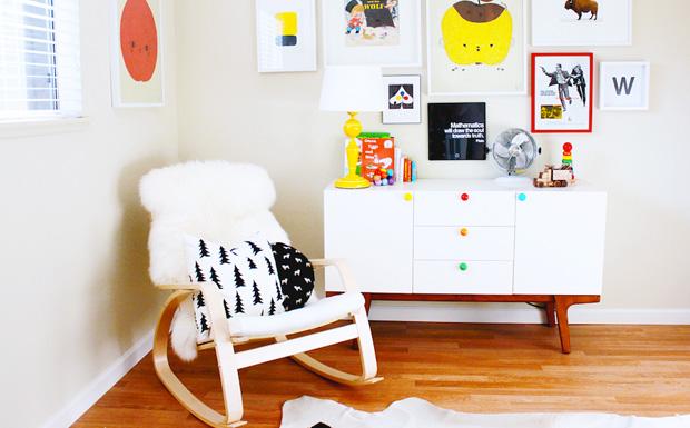 deco chambre enfant coloree