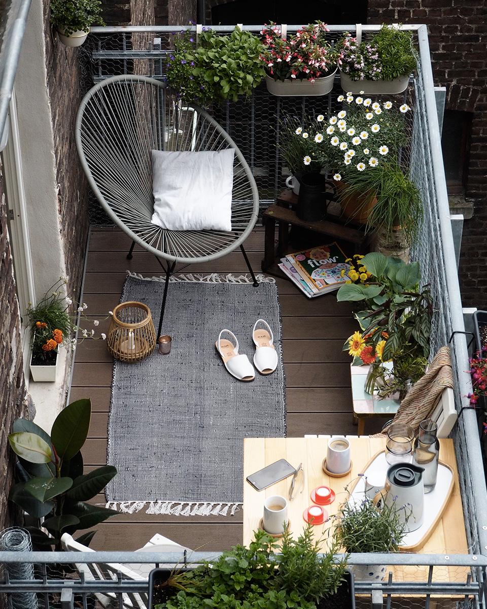 Idees De Balcons – Belles Idées de Design de Maison