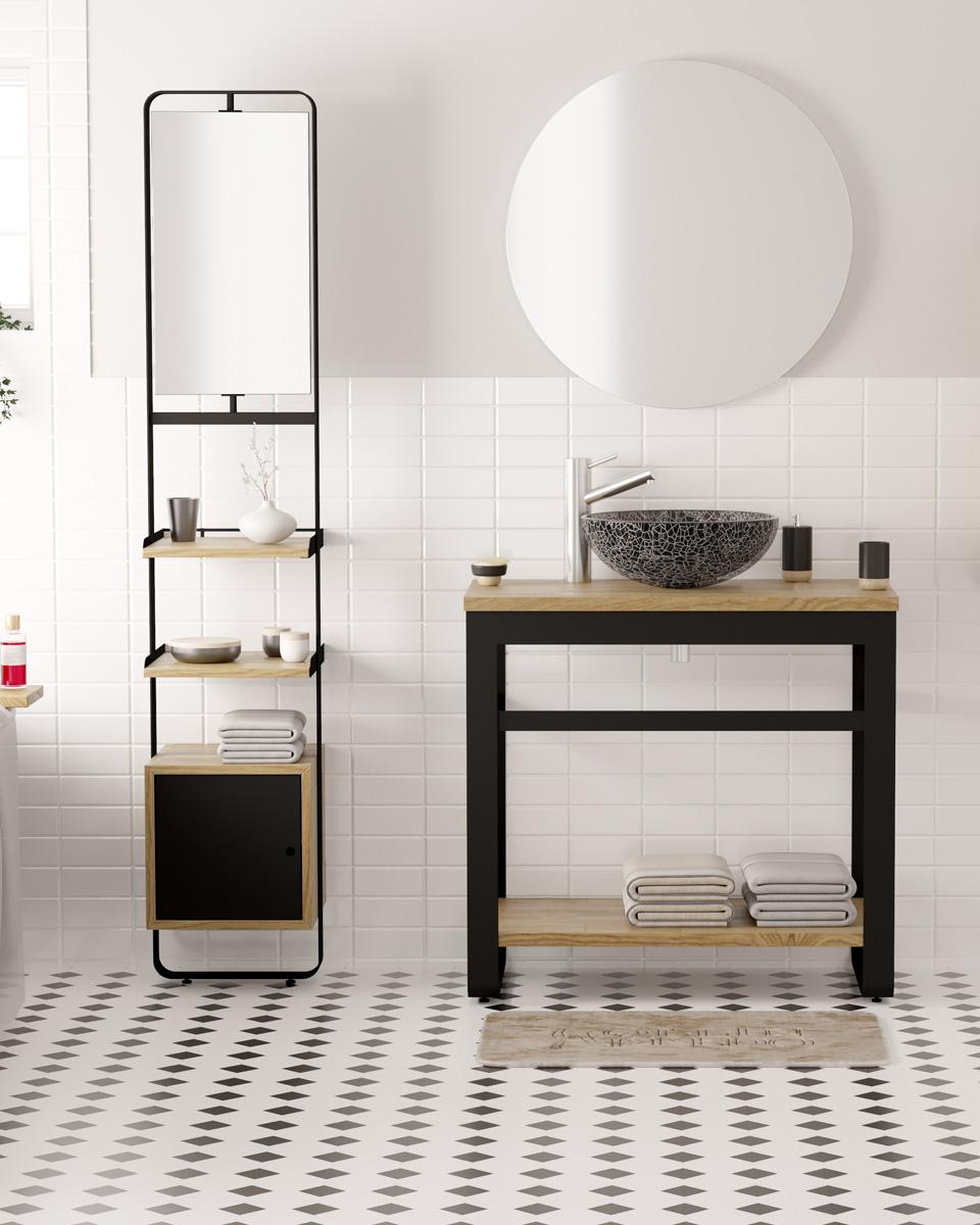 5 ides dco pour votre salle de bain  Shake My Blog