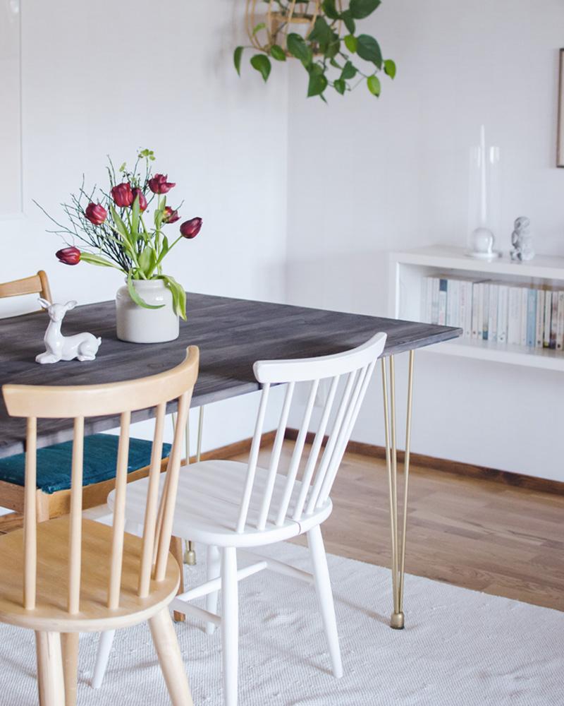 5 Tables Diy Pour Votre Salle à Manger Shake My Blog