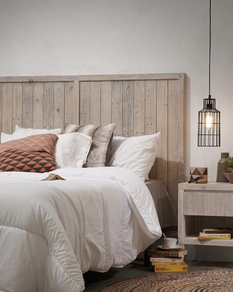 une tete de lit adaptee a chaque type
