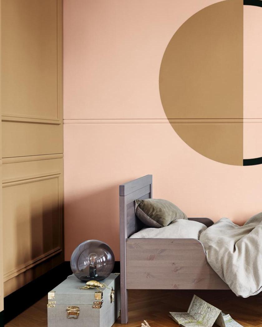 Miel ambr couleur de lanne 2019 par Dulux Valentine  Shake My Blog