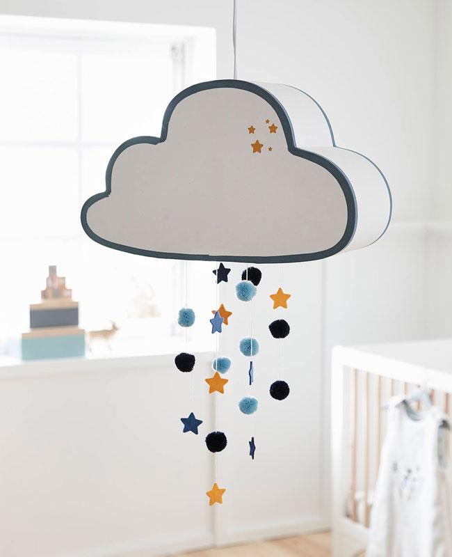 6 luminaires nuage pour decorer la