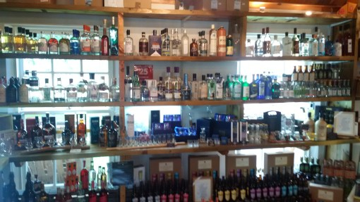 Fantastic Gin Selection