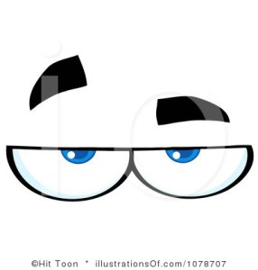 skeptic-clipart-royalty-free-eyes-clipart-illustration-1078707