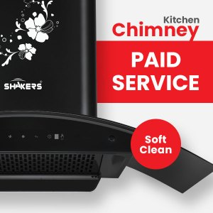 Chimney Paid Service (Soft Clean)