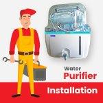 Water Purifier Install