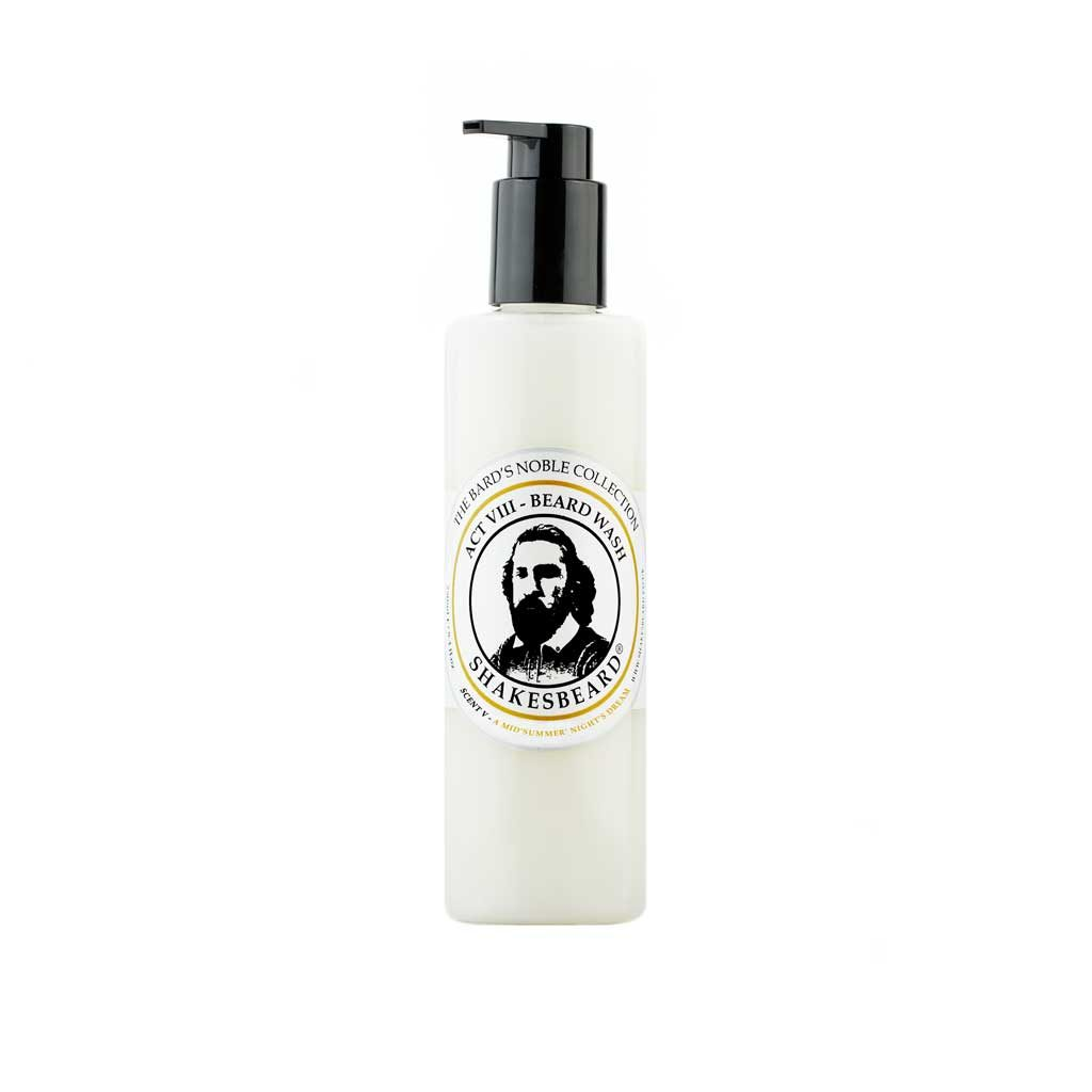 Sweet Orange & Neroli Beard Wash 250g A Midsummer Nights Dream