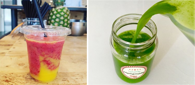 Verschil smoothie juice