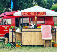 Shakes on Wheels – Foodtruck