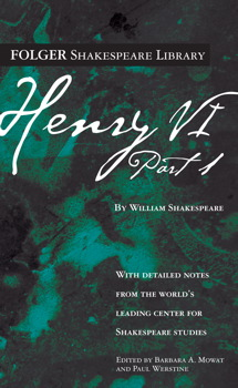 Henry VI, Part 1 cover