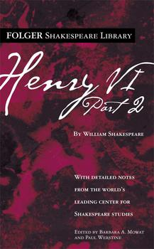 Henry VI, Part 2 cover