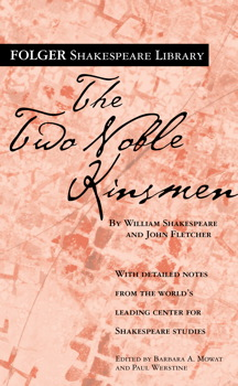 The Two Noble Kinsmen cover