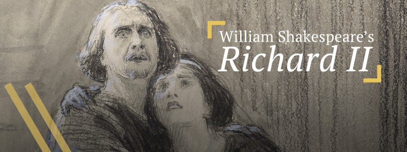 Richard II: Richard and his queen say their farewells