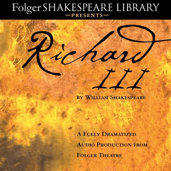 Richard III Audio cover