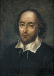 Palmer Portrait of Shakespeare