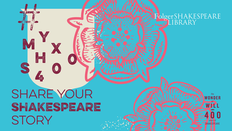 Share your Shakespeare story! See videos and make your own.
