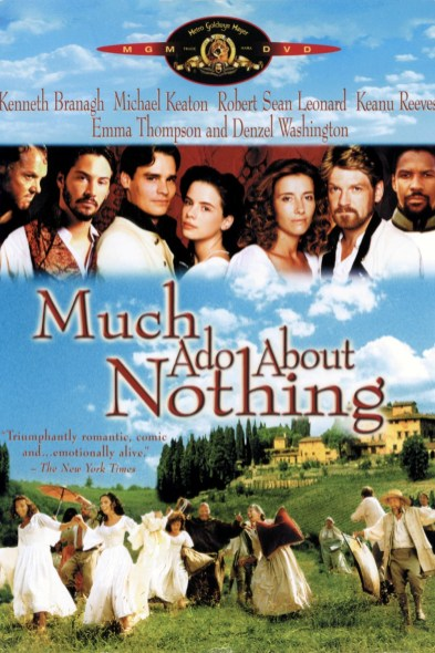 Much Ado About Nothing film poster