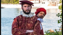 Shakespeare in Detroit, The Merchant of Venice at New Center Park, 2016