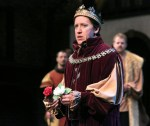 Mary Ruth Ralston as King Henry VI