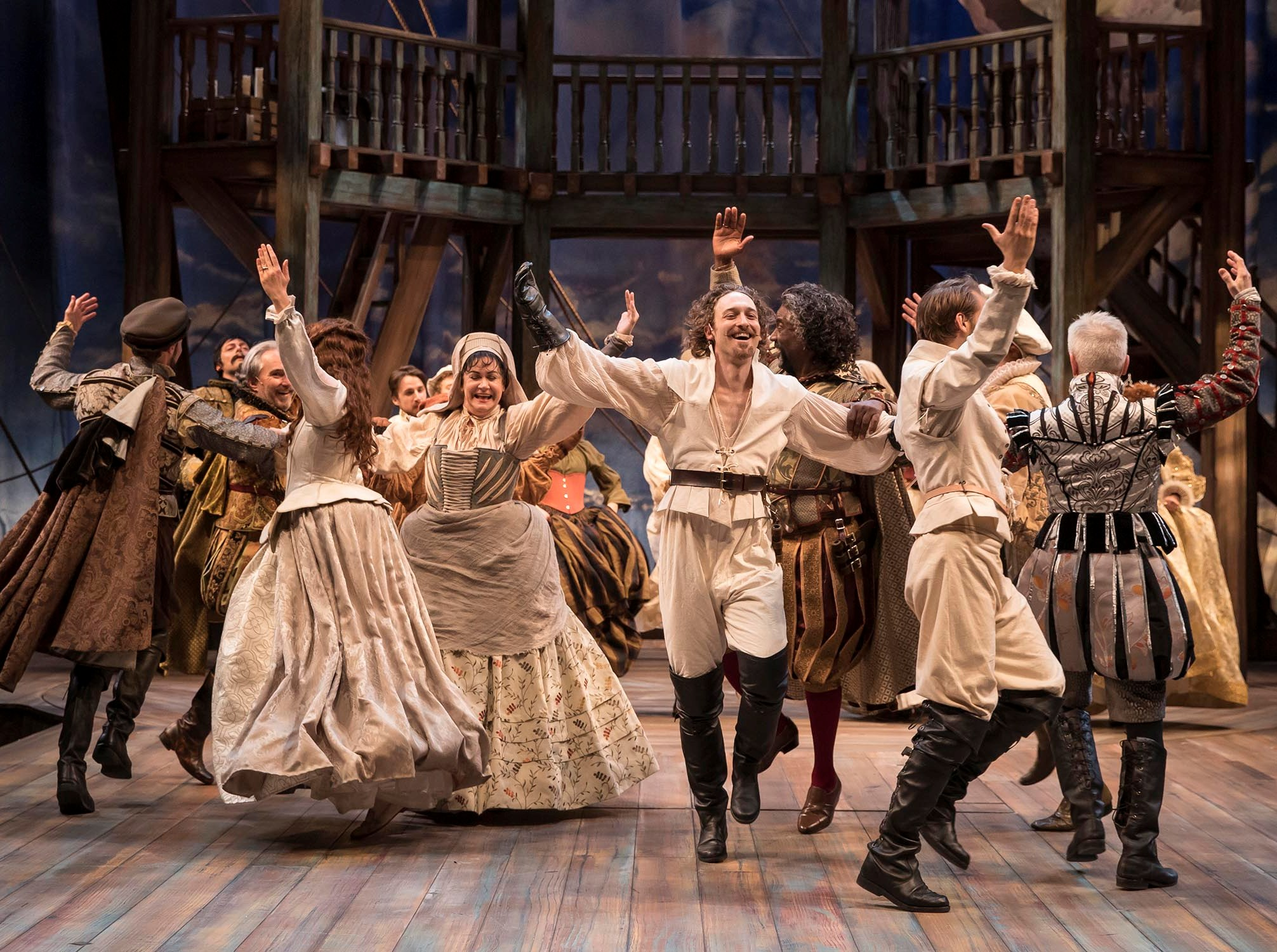 Chicago Shakespeare Theater's Shakespeare in Love